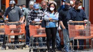 La crise du coronavirus a plongé le monde dans une crise économique inédite, à commencer par les États-Unis, officiellement en récession