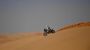 Xavier de Soultrait - Rali Dakar - Todo-o-Terreno - Desporto - Arábia Saudita - Motociclismo