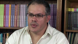 O pesquisador e sociólogo Fernando Segura Trejo.