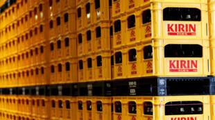 bière kirin japon