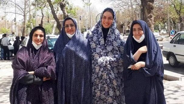IRAN, 4 citoyennes baha'ies condamnées à des peine s de prison