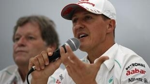 O heptacampeão mundial de Fórmula 1 Michael Schumacher anunciou o fim da sua carreira nesta quinta-feira, durante uma coletiva de imprensa no Japão.