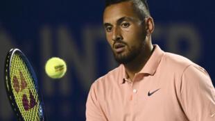 Australiano Nick Kyrgios se retira del Abierto de Estados Unidos de Tenis 2020