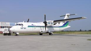 Un avion ATR 42