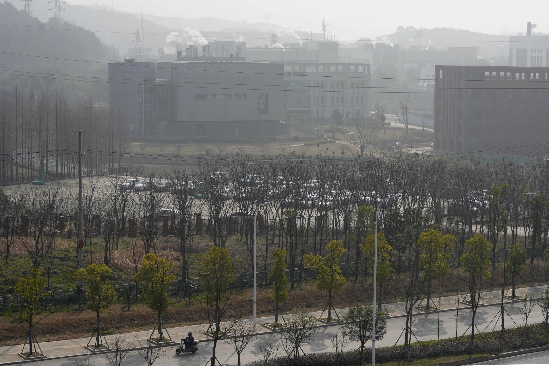 Chine - Wuhan - laboratoire P4