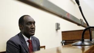 Le général rwandais Faustin Kayumba Nyamwasa en Afrique du Sud, le 21 juin 2012.