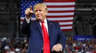 Donald Trump ilibado pela segunda vez num processo diante do Senado