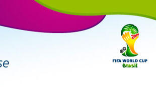 Unveiled - Brazil World Cup 2014 symbol