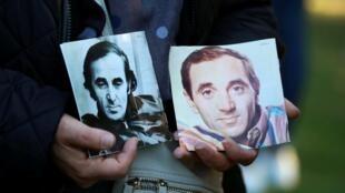 Dòng nhạc Aznavour trong phim Hollywood và quảng cáo truyền hình