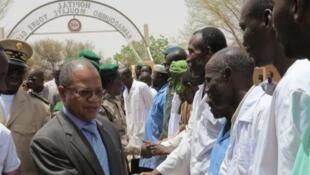Le Premier ministre Diango Cissoko est allé à la rencontre des populations de Gao, ce jeudi 11 avril.