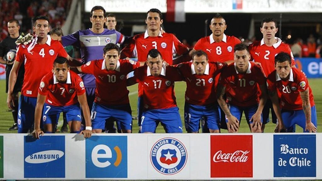 Timu ya Taifa ya Chile