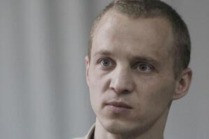 Лидер «Молодого фронта» Беларуси Дмитрий Дашкевич