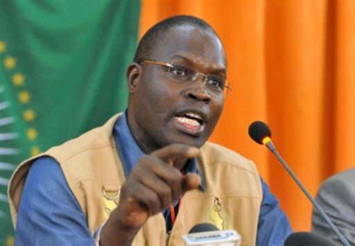 Fitaccen dan siyasar Senegal  Khalifa Ababacar Sall