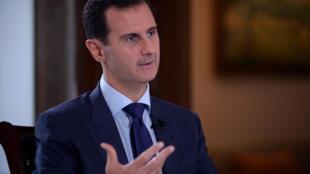 Shugaban kasar Syria Bashar al- Assad