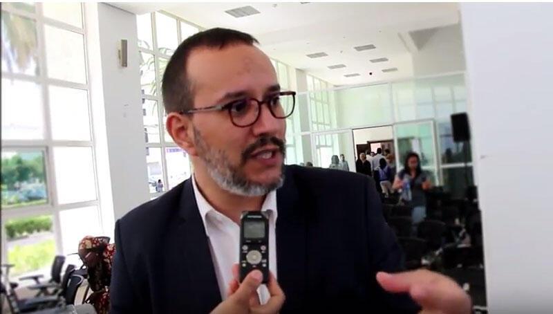 Mehdi Alioua, sociologue marocain (capture d'écran).