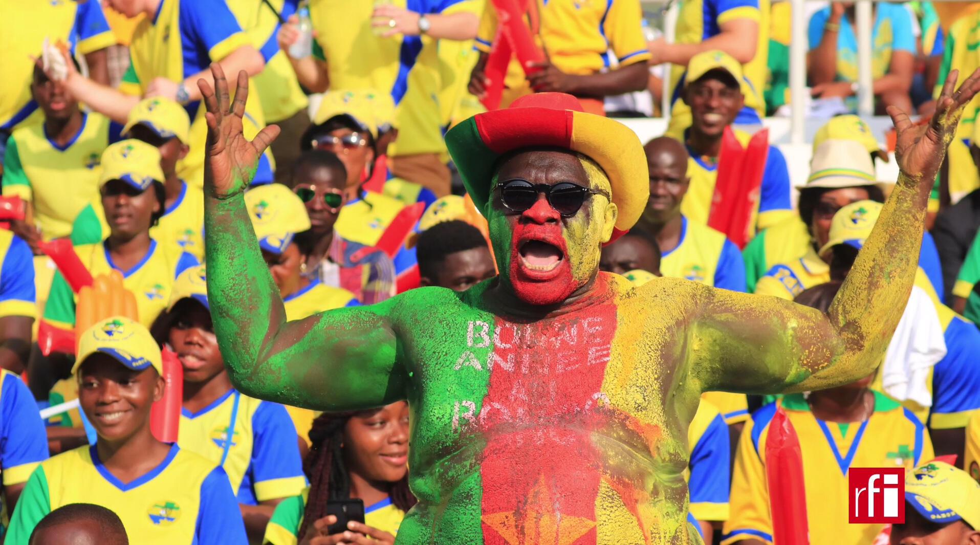 Mashabiki wa soka  wa Gabon