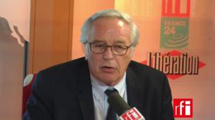 François Rebsamen, ministre du Travail, de l'Emploi, de la Formation professionnelle et du Dialogue social.
