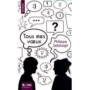 La couverture du livre de Philippe Sebbagh.
