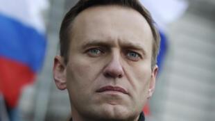 Alexei Navalny  mwanasiasa wa upinzani nchini Urusi
