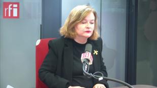 Nathalie Loiseau sur RFI le 13 décembre 2019.