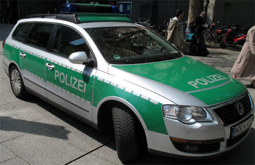 The mafia suspects were arrested by German police in Bavaria.