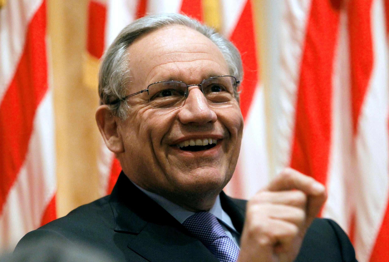 Nhà báo Mỹ Bob Woodward
