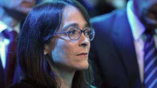 Delphine Ernotte-Cunci est la première femme à diriger le groupe France Télévisions.