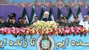 حسن روحانی: قصد تجاوز به کشورهای منطقه را نداریم