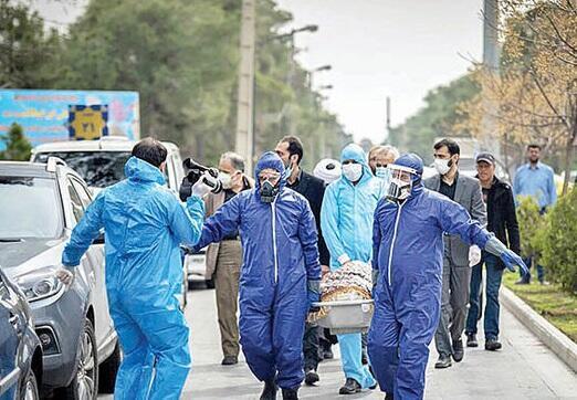 تمام مراکز درمانی تهران، درگیر بیماران کرونایی است