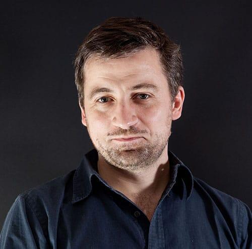 Vincent Foucher, chercheur.