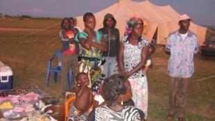 Arredores da cidade do Lubango, 2010