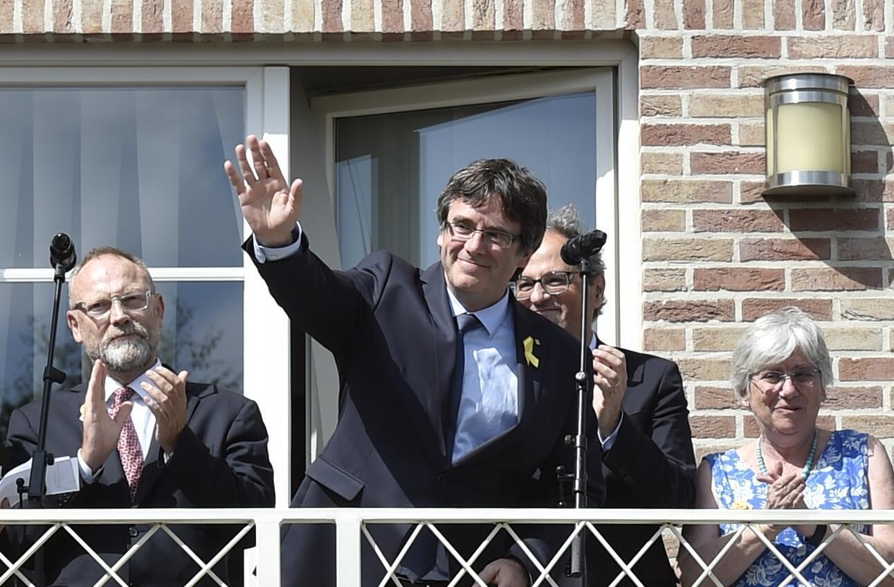 Carles Puigdemont tsohon Shugaban yan aware na Catalonia