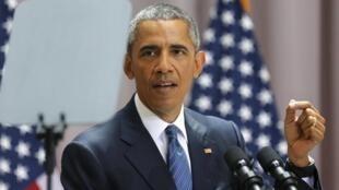 US Obama to still participate in UN climate conference to be held in Paris despite Friday's terror attacks.