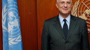 Saïd Djinnit, représentant spécial de l'ONU pour les Grands Lacs.