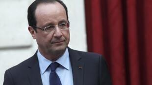 La elección de François Hollande a la presidencia de Francia fue uno de los acontecimientos más importantes del año.