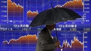 Viễn cảnh ảm đạm của thị trường chứng khoán Trung Quốc.