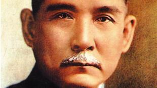 中華民國的締造者孫中山