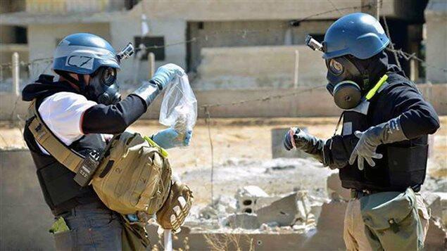 فشار آمریکا و بریتانیا به روسیه برای خلع سلاح شیمیایی رژیم بشار اسد- تصویر آرشیوی