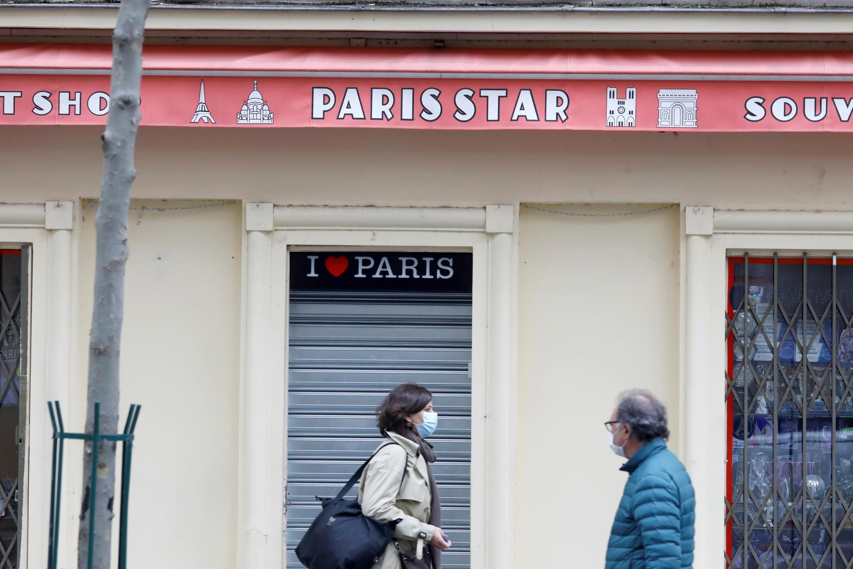 Paris magasin
