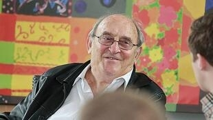 Denis Goldberg, le 26 avril 2013.