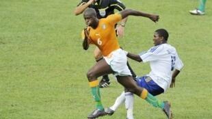 Buteur et passeur, l'Ivoirien Yaya Touré a montré l'exemple face au Rwanda (3-0)