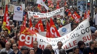 The CGT union is preparing 279 marches across France to mark International Workers' Day