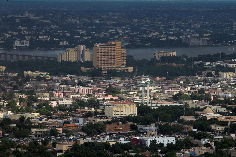 Mji mkuu wa Mali, Bamako, Agosti 9, 2018 (Picha ya kumbukumbu)