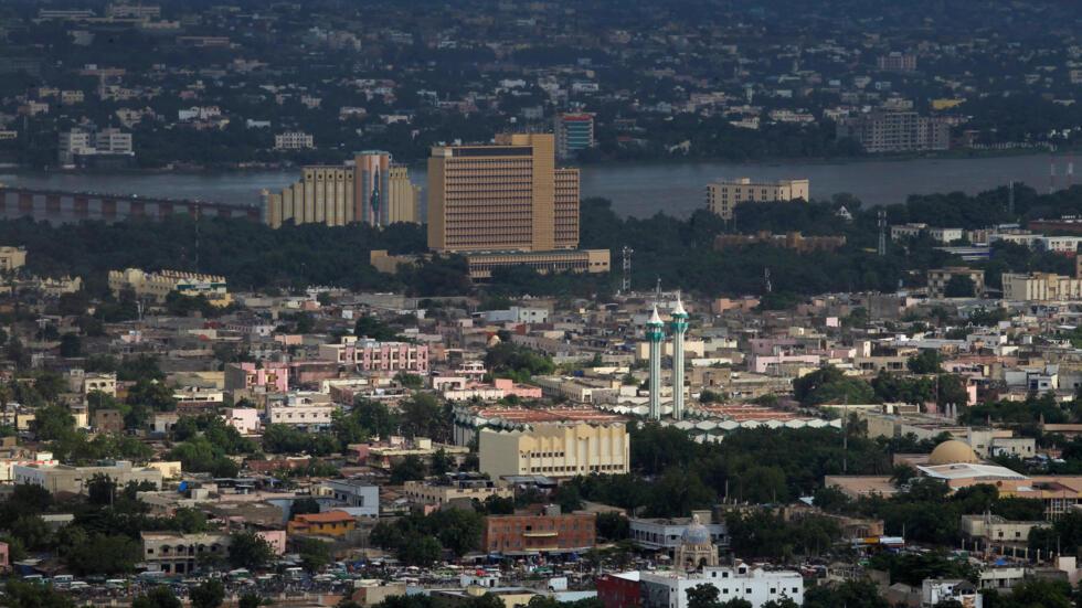 La capitale du Mali, Bamako, 9 août 2018