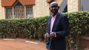 Louis Papenah, fait partie de la génération des Oubanguiens. Ancien ministre, ancien député, il anime aujourd'hui le cadre de concertation des élections.