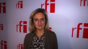 Valerie Rosso-Debord, députée de Meurthe-et-Moselle et déléguée adjointe de l'UMP en charge du projet. Photo prise le 20 septembre 2011.