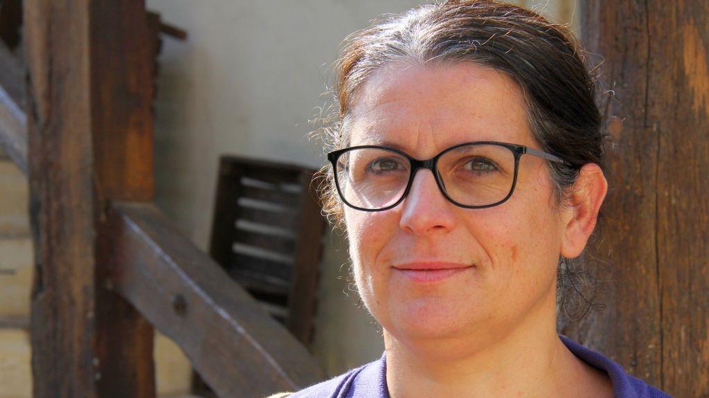 Produtora Carole Léguillette, do champagne Doré-Léguillette, chegou a pensar que a crise levaria a empresa familiar à falência.