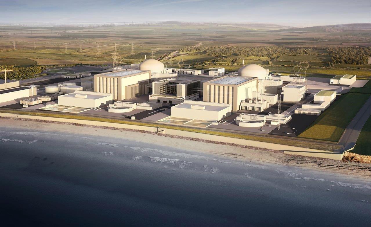 Le projet de centrale nucléaire d'Hinkley Point adopté jeudi 28 juillet par le conseil d'administration d'EDF.