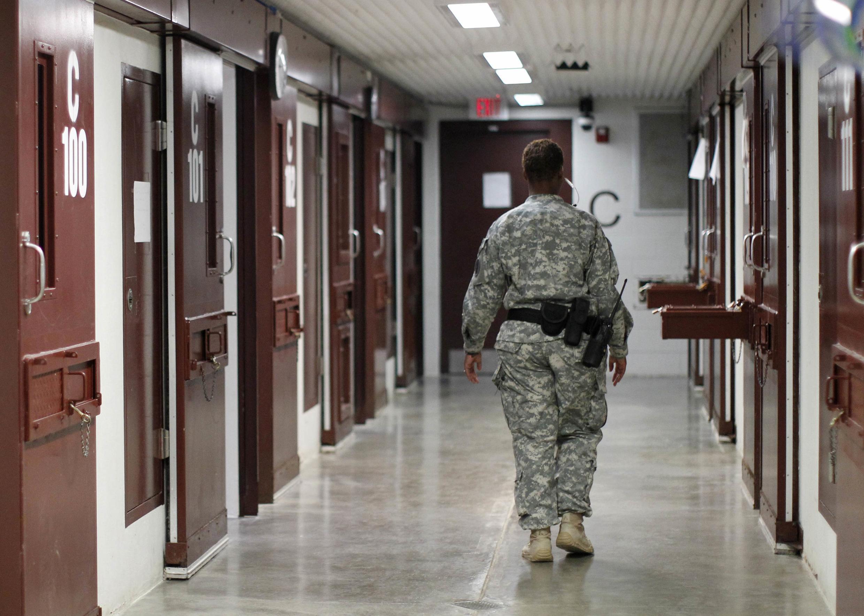 A ce jour, il reste à Guantanamo 155 détenus.