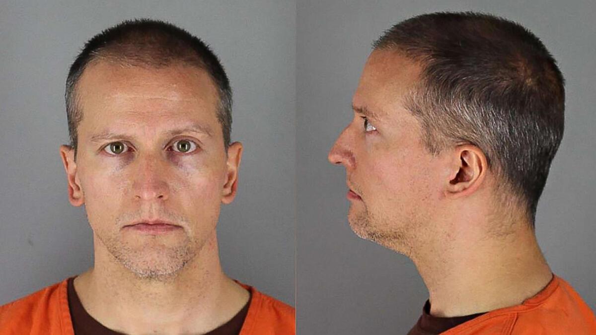 Derek Chauvin, el expolicía condenado por matar a George Floyd, tenía un historial de arrestos violentos